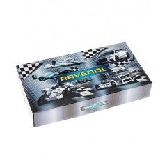 Фирменные конфеты в картонной коробке с логотипом RAVENOL® 75 грамм