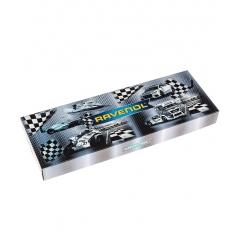Фирменные конфеты в картонной коробке с логотипом RAVENOL® 150 грамм