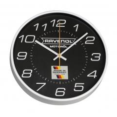 Фирменные настенные часы с логотипом RAVENOL®