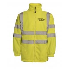 Куртка флисовая «сигнальная» RAVENOL® COLLECTION