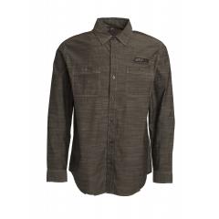 Мужская рубашка AMSOIL с длинным рукавом