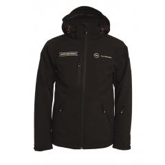 Мужская куртка RAVENOL® софтшел утепленная Opel Motorsport Collection