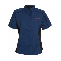 Женская блузка с коротким рукавом AMSOIL