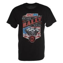 Мужская футболка AMSOL Motocycle Rally