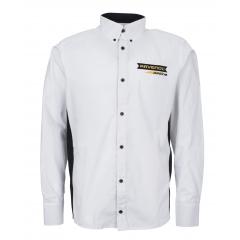 Мужская рубашка c длинным рукавом RAVENOL® COLLECTION с логотипом RACING TEAM EXCLUSIVE