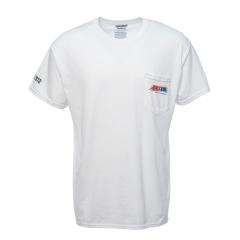 Мужская футболка с карманом AMSOIL