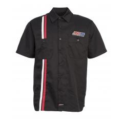 Мужская рубашка AMSOIL с коротким рукавом