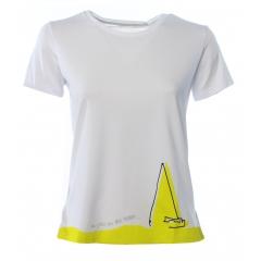 Женская футболка ADIDAS® SAILING с принтом