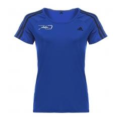 Женская футболка ADIDAS® c логотипом RAVENOL®