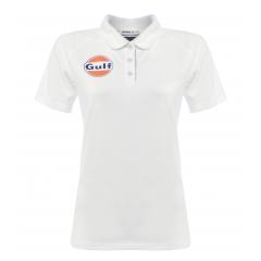 Женская рубашка поло ADIDAS® SAILING с логотипом GULF