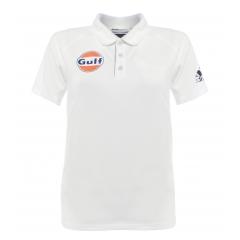 Мужская рубашка поло ADIDAS® SAILING с логотипом GULF