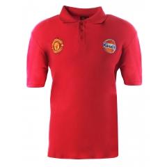 Мужская рубашка поло GULF Manchester United